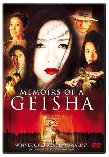 MEMOIRS OF A GEISHA BY ZHANG,ZIYI (DVD)