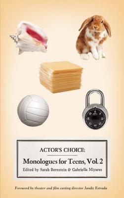 Actor's Choice By Bernstein, Sarah (EDT)/ Miyares, Gabriella (EDT)